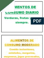 Alimentos de Consumo Diario