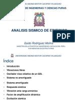 ANALISIS SISMICO DE EDIFICIOS.pps