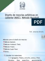 Disec3b1o de Mezclas Asfc3a1lticas en Caliente Mac