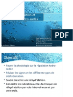 DSH et tble hydro sodés