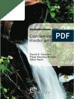 Contaminación y Medio Ambiente - Daniel Cicerone