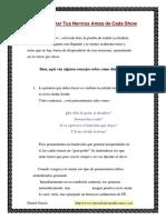 03 Como Eliminar Tus Nervios Antes de Cada Show.pdf