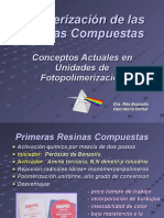 fotopolimerizacion