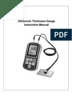 RM130 Manual