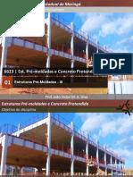 6623 01 Estruturas Pre Moldadas I