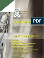 3.0 Diseño Servicios i Op1 2018