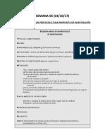 Guia Para Escribir Un Protocolo Fundto