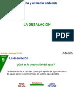 desalizacion