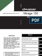 Manual de Servicos Mirage150