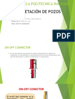 On Off Connector