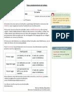 Guía Lenguaje Carta