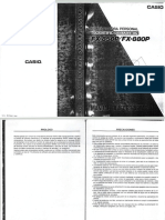 Manual Español FX-850P FX-880P