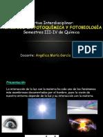 0. Principios en Fotoquimica y Fotobiologia 2016