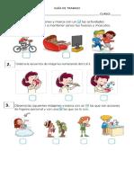 Guía de Trabajo Cs Naturales Higiene