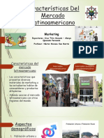 Características Del Mercado Latinoamericano