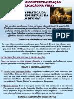 Guia Para Prática Da Lectio Divina (Português)