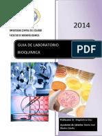 Hojas Guía Bioquimica