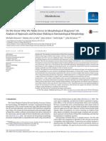 Analysis Haematological Morphology