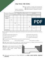 Trabajo Práctico Tabla Periódica 2017 - I
