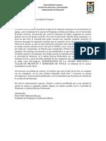 Carta Solicitud Director de Docencia