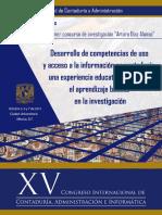 Desarrollo de competencias - Publicación Unam