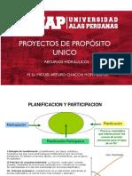 Proyectos de Proposito Unico