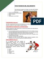Fundamentos Tecnicos Del Baloncesto Sebas 2 Tipeao