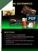 Marketing Gastronomico