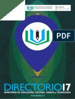 Directorio 2017 oct CHACO.pdf