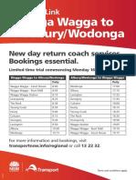 WGA_ABX Bus Trial Timetable