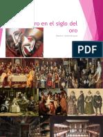 El Teatro en El Siglo Del Oro Isi