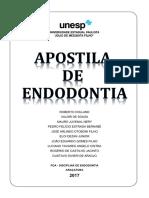 Apostila Endodontia Foa 2017