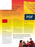Ahorro Energetico China