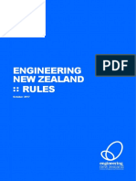 Engineering New Zealand Rules October 2017