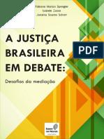 A Justiça Brasileira Em Debate - Mediaçãofabiana, Izabele e Janaína