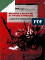 Corsi, J. (2006). Maltrato y Abuso en El Ambito Domestico. Cap. 5