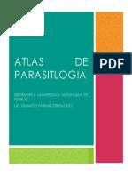 Atlas de Parasitlogia