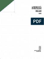 LISCHETTI - Principales Corrientes Teóricas en Antropología (Con i y c)