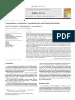 11_A Quantitative Methodology to Evaluate Thermal Bridges in Buildings