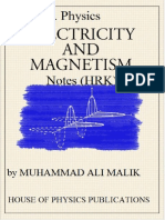 0 Complete Book Electricity and Magnetism