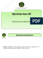Clase Ejercicios Gas Lift