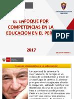 El Fonque Por Competencias en El Peru 2017