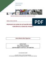 Anna.maria.diaz - Propuesta de Guias de Actuacion Optometrica en Funcion de La Edad Del Paciente