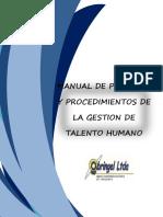 Manual de Procesos y Procedimientos Obringel Ltda (1)