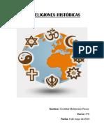 Trabajo de Religión 2018