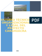 PROYECTO CARAHUACRA 1