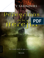 Peregrinos de la herejia - Tracy Saunders.pdf