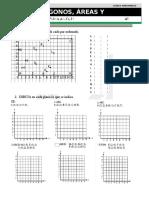 02 Polígonos Áreas y Perímetros Cuarto de Primaria