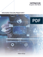 Hitachi Information Security Report 2017