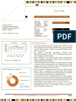 Research Report on Sun Pharma Advanced Research Company Ltd.